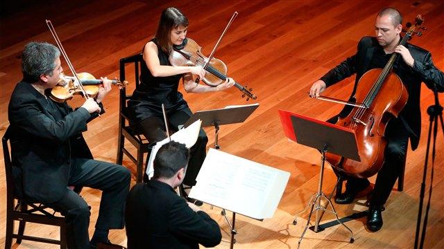 Salvador Bacarisse: Cuarteto nº 3 Op. 24