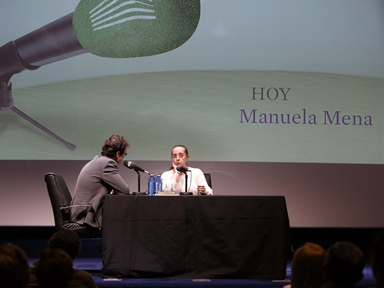 Memories of the Fundación: Manuela Mena