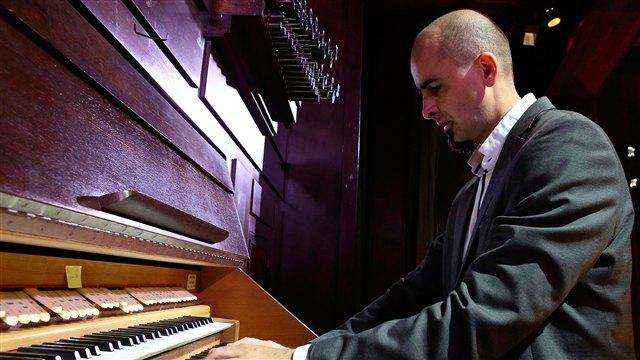 La saga Bach, al órgano