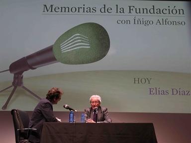 De izda. a drcha.: Iñigo Alfonso y Elías Díaz