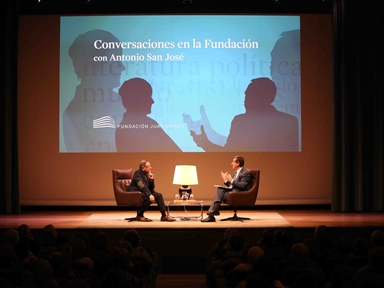 Conversations at the Fundación: Roberto Verino