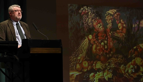 Lecture Series: Giuseppe Arcimboldo: his life, his work,his time (I). The Arcimboldo Effect