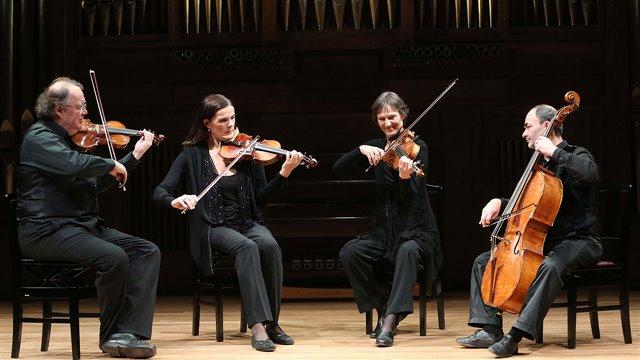 Brunetti: Cuarteto en Mi bemol mayor