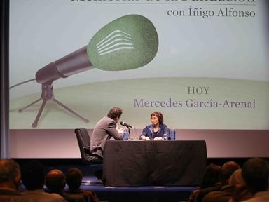Mercedes García-Arenal e Íñigo Alfonso