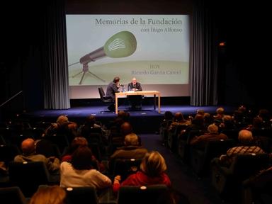 De Izda. a drcha.: Íñigo Alfonso y Ricardo García Carcel