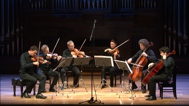 """Beethoven's Sixth symphony """"Pastoral"""", in chamber arrangement"""