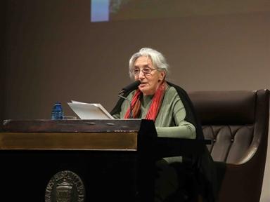 Poetics and Poetry: Clara Janés (II). Reading of My Poetry