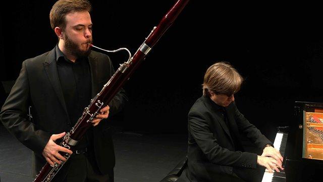 Glenn Gould's Sonata for Bassoon and Piano