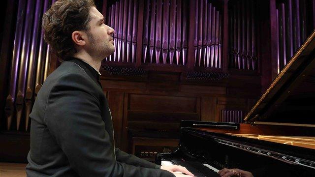 Kern y Gershwing, según Keith Jarrett