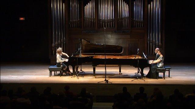Beethoven: Sinfonía n o 9, arreglo para dos pianos a ocho manos
