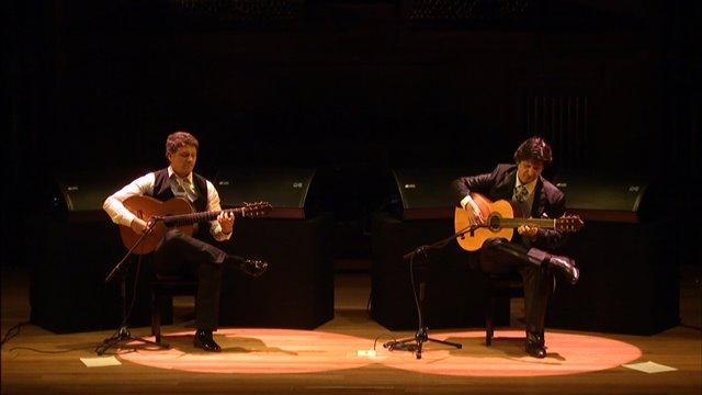 La guitarra flamenca: Falla y Cañizares