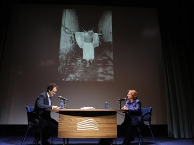 Cristina García Rodero e Íñigo Alfonso