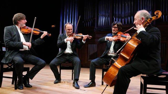 Mossolov's Quartet No. 1