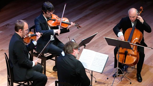Shostakóvich's Quartet no. 3