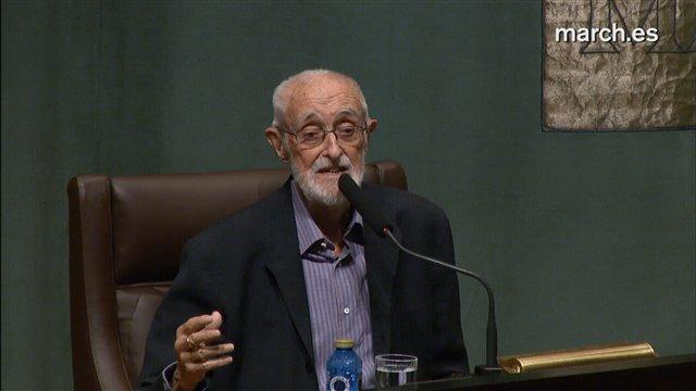Intellectual Autobiography of José Luis Sampedro