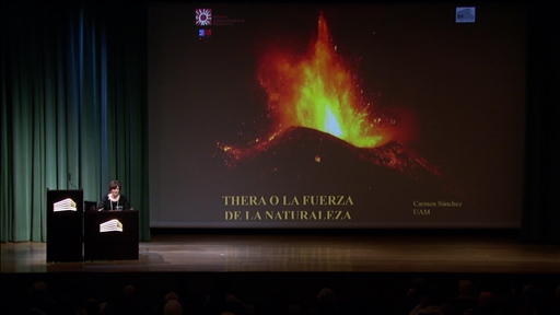 Lecture Series: Cities in Mediterranean Antiquity (I). Thera or the Force of Untamed Nature