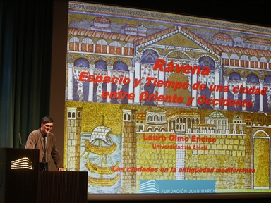 Lecture Series: Cities in Mediterranean Antiquity (VI). Ravenna: Space and Time of a City between East and West