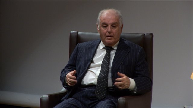 Intellectual Autobiography of Daniel Barenboim