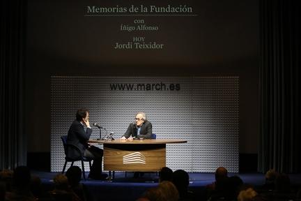 De izda. a drcha.: Íñigo Alfonso y Jordi Teixidor