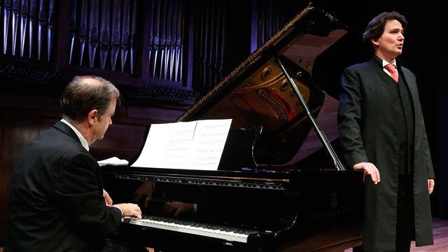 Dichterliebe, de Schumann