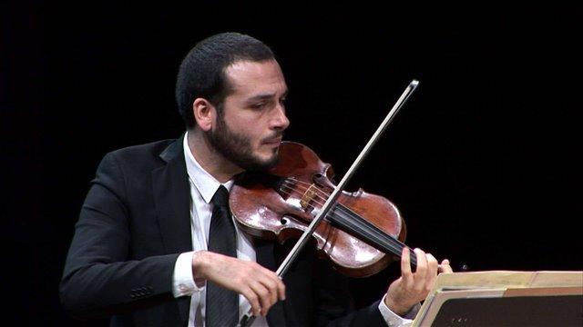 Carlos de Ordoñez: Cuarteto en Sol menor