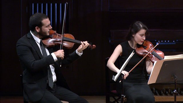 Gaetano Brunetti: Cuarteto en Fa mayor