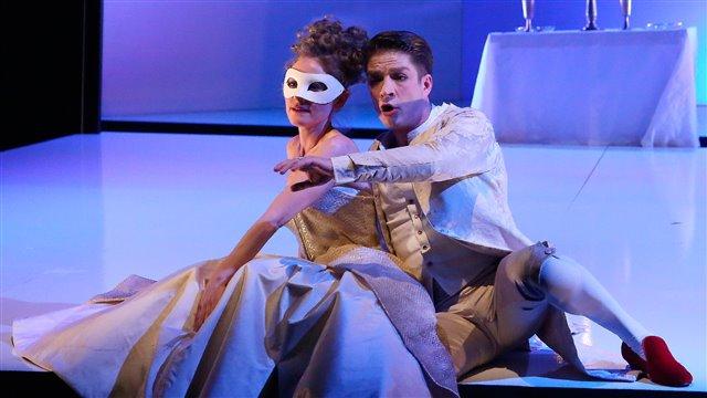 Fantochines, ópera de cámara de Conrado del Campo