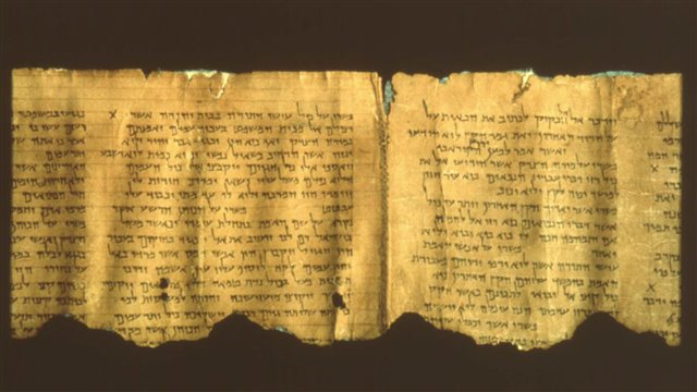 What do the Dead Sea Scrolls reveal?