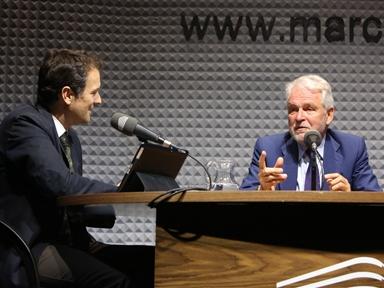 De izda. a drcha.: Íñigo Alfonso y Amadeo Petitbò