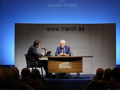 De izda. a drcha.; Íñigo Alfonso y Amadeo Petitbò