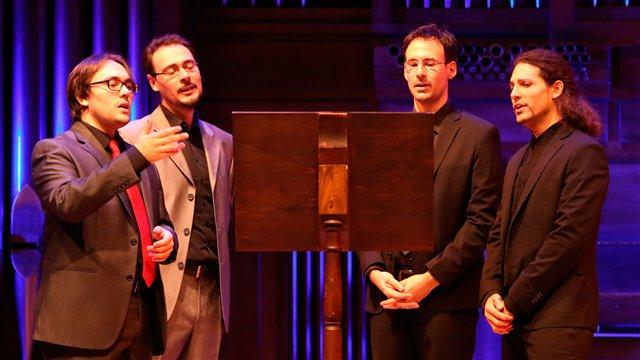 Bernhard Ycart: música sacra y profana en el Napolés aragonés