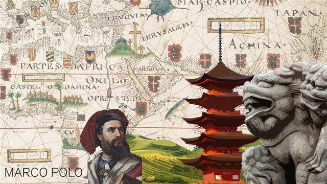 Marco Polo. Un camino tan largo como el mundo