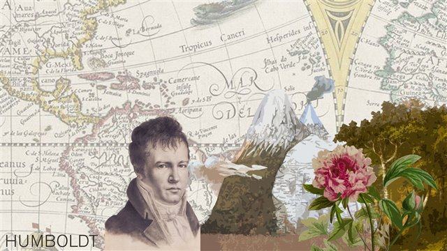 Alexander von Humboldt, the Explorer of the Cosmos