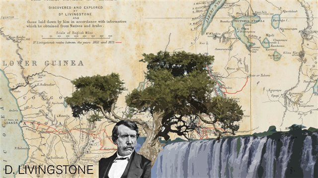Livingstone: the Missionary who became an Explorer