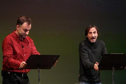David Duque y Juan Codina