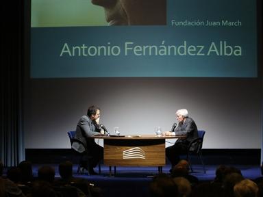 Memories of the Fundación: Antonio Fernández Alba