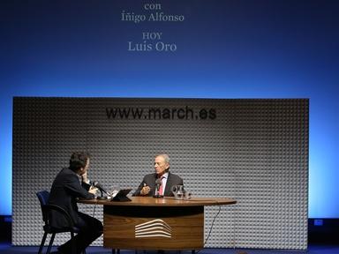 Memories of the Fundación: Luis Oro