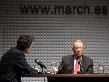 De izda. a drcha.: Íñigo Alfonso y Luis Oro
