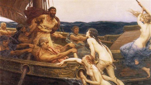 Mermaids: Seduction and Metamorphosis