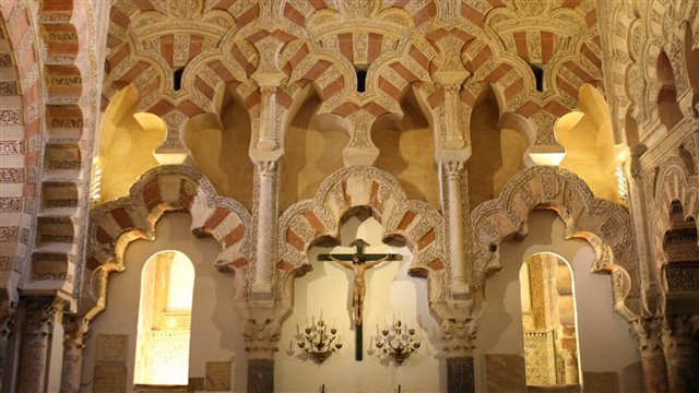 The Mosque of Cordoba, a universal monument