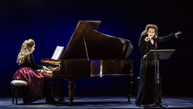 Liszt the playwright: all his melodramas