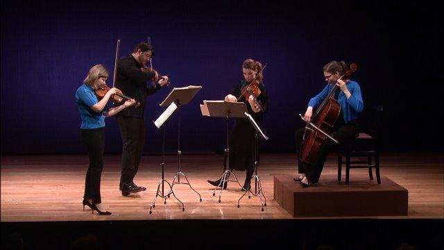 Charles IV's Unpublished Music: the String Quartet
