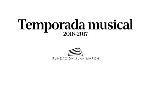 Temporada de Conciertos 2016-2017