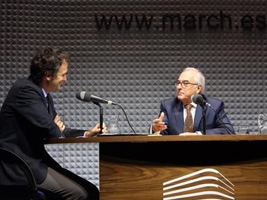 De izda. a drcha.: Íñigo Alfonso y Jorge Urrutia