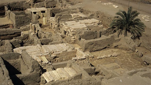 Heracleopolis Magna. The excavations of the Spanish archaeological mission