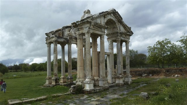 Aphrodisias, the city of the most beautiful marble sculptures