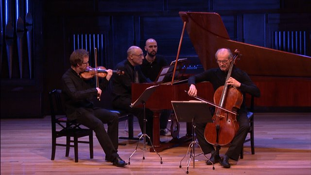 Schubert and Beethoven: Two Piano Trios
