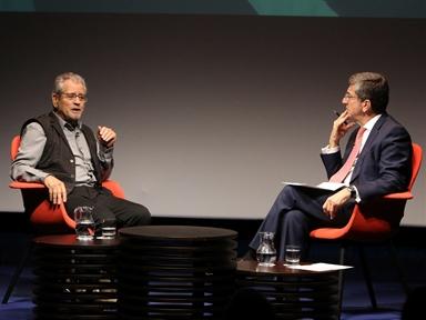 De izda. a drcha.: Enric Satué y Antonio San José