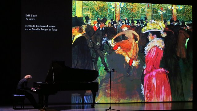Debussy: Jardines bajo la lluvia