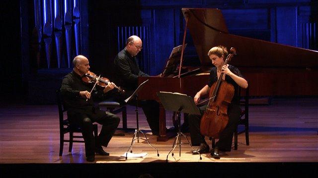 Schubert: Andante un poco mosso, del Trío nº 2